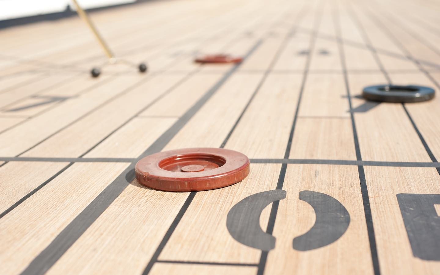 AlleyTrak and Shuffleboard Court Rentals